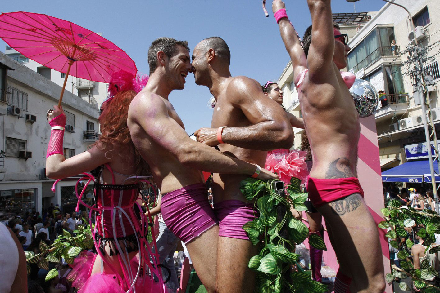 5 Most Gay Friendly Cities In The World